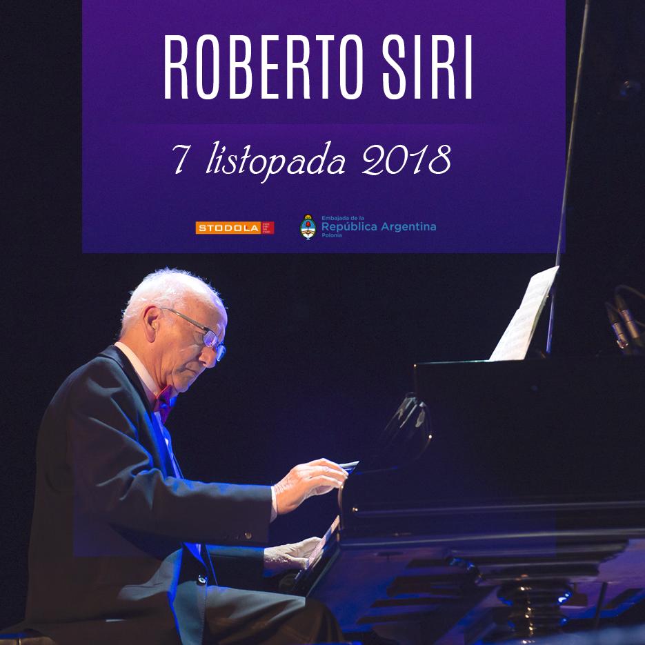 Roberto Siri Quinteto - ponownie w Klubie Stodoła!!!