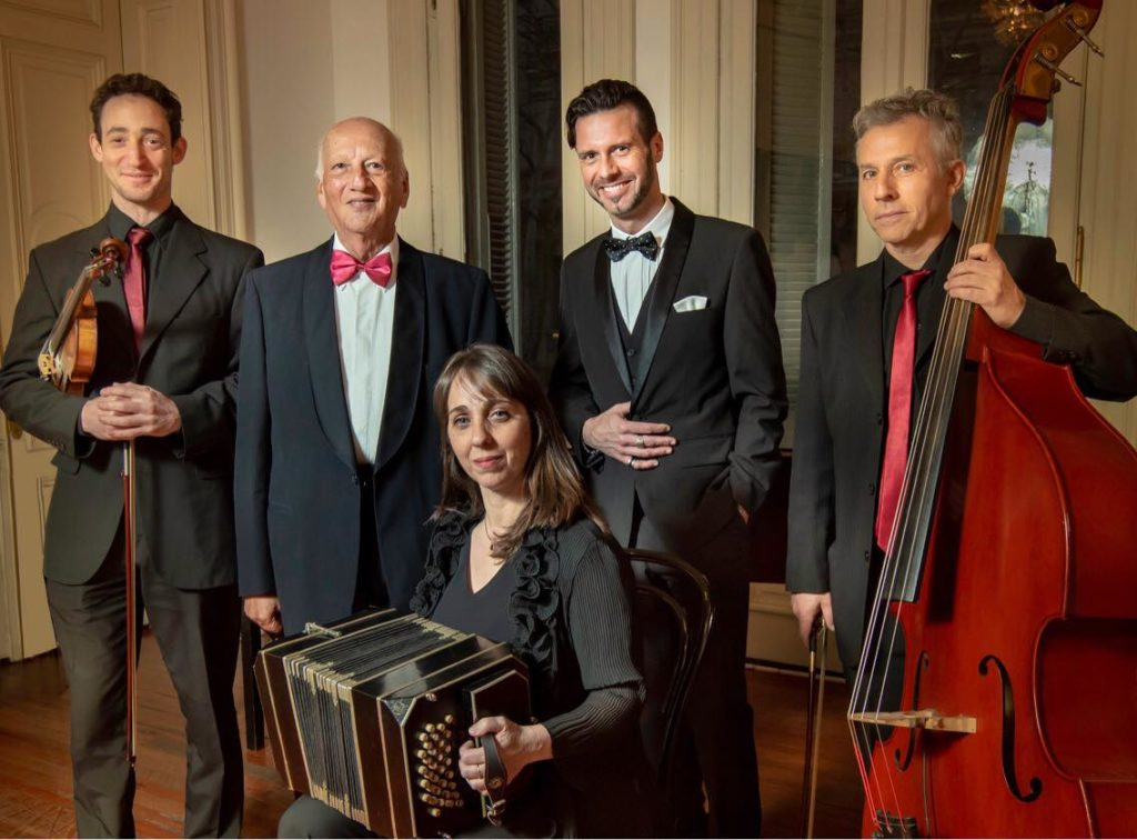 Koncert Roberto Siri Quinteto