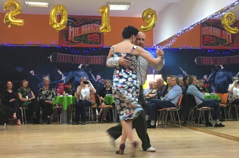 20 lecie tanga argentyńskiego w Polsce. Śladami Davida i Pauliny