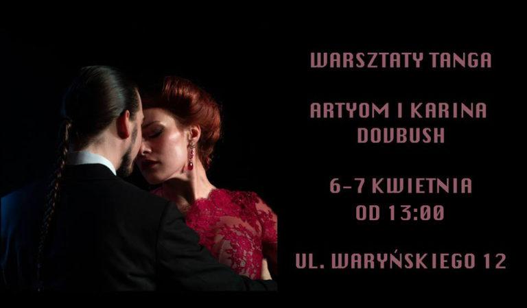 Warsztaty z Artyomem i Kariną Dovbush