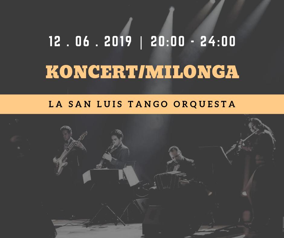 Koncert SanLuis Tango