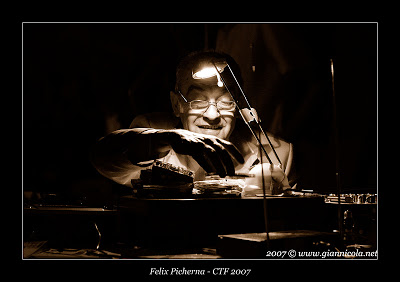 Felix Picherna - legendarny tango dj