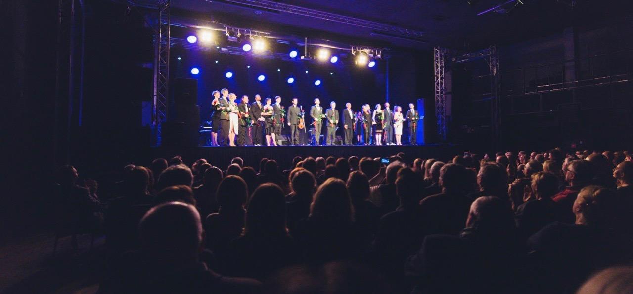 Owacje po koncercie i pokazach tanga argentyńskiego